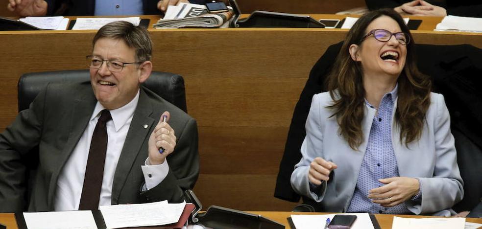 Sólo el 18% de los valencianos sabe que el PSPV y Compromís gobierna en la Comunitat