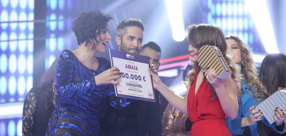 El futuro de Amaia: ¿Qué ha sido de los otros ganadores de Operación Triunfo?