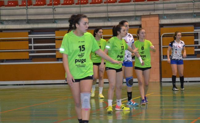 Apoteósica victoria de las cadetes del Club Handbol Xàbia