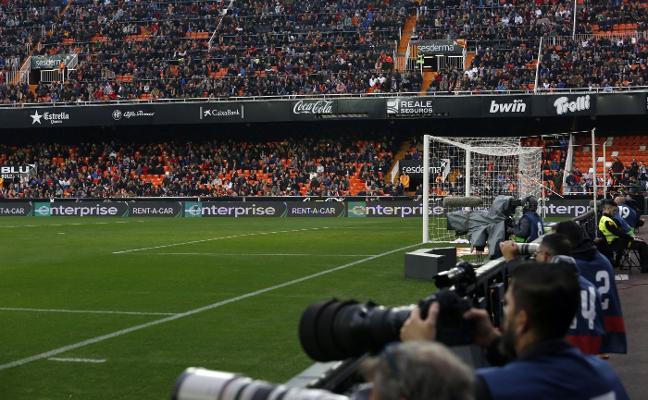 Los precios de la Copa congelan Mestalla