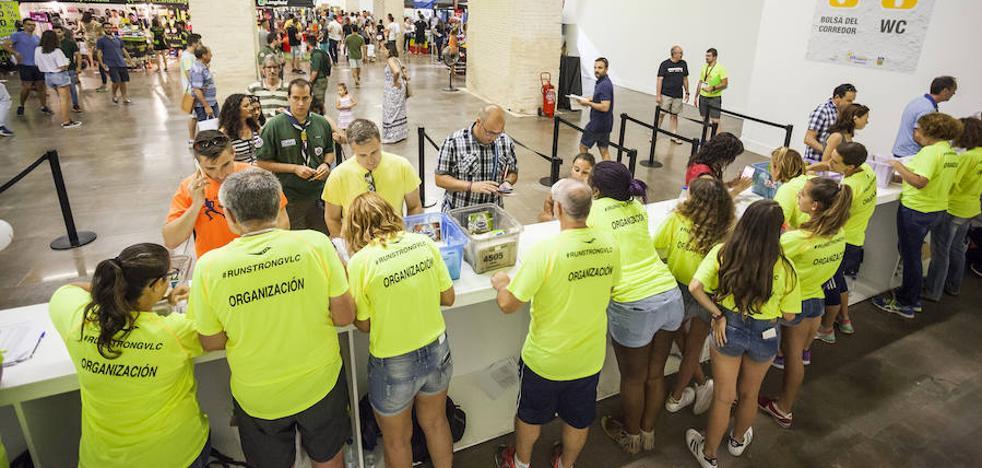 La 15K Nocturna Valencia Banco Mediolanum busca voluntarios