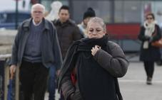 Los termómetros caerán hoy otros seis grados en el litoral de la Comunitat Valenciana