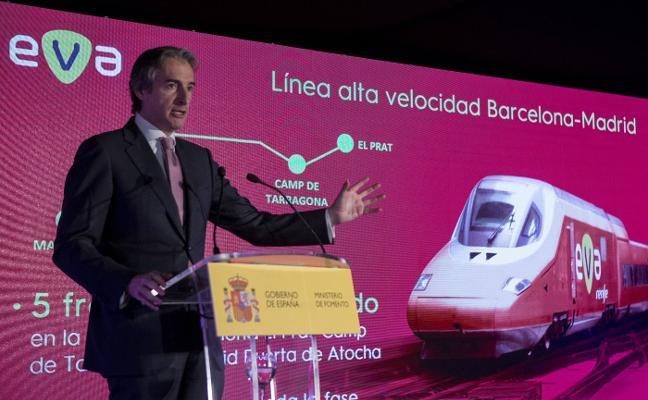 El nuevo AVE 'low cost' llegará a Valencia si hay demanda