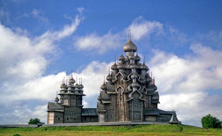 Fotos de los edificios de madera más impresionantes del mundo