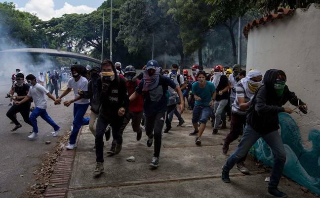 La Corte Penal Internacional abre experiente a Venezuela por la violencia en las manifestaciones