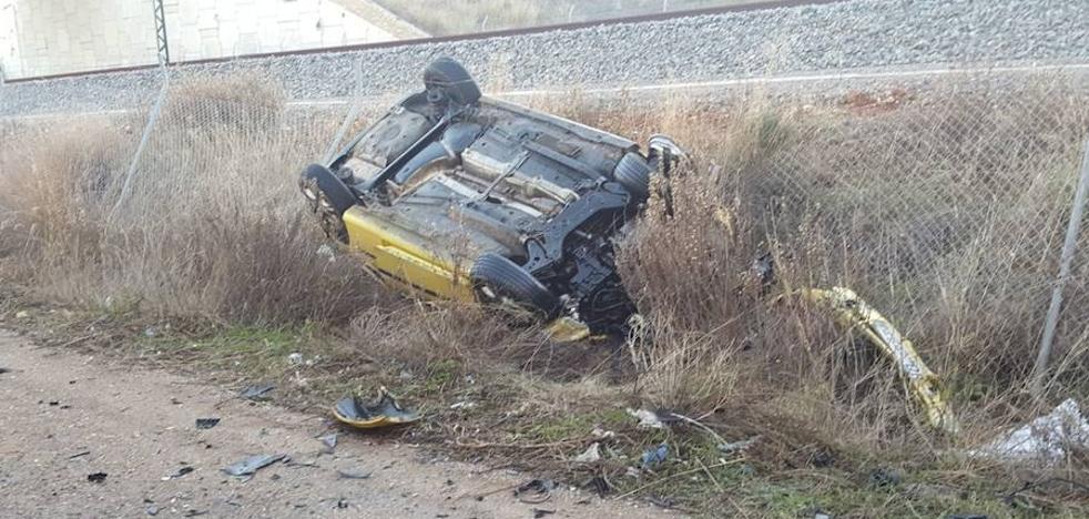 Hallan muerto a un hombre horas después de sufrir un accidente con su coche en Silla