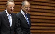 El PP impide que Camps y Alberto Fabra declaren en el Senado sobre financiación