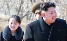 El presidente surcoreano se reunirá el sábado con la hermana de Kim Jong Un