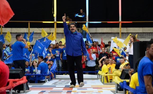 Las elecciones presidenciales de Venezuela se celebrarán el 22 de abril