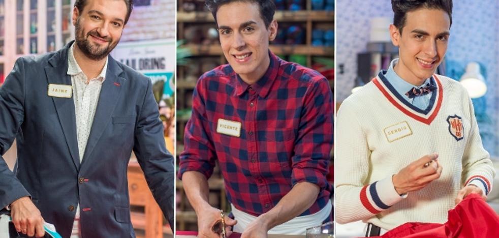 Los tres valencianos que aspiran a ser los maestros de la costura en TVE