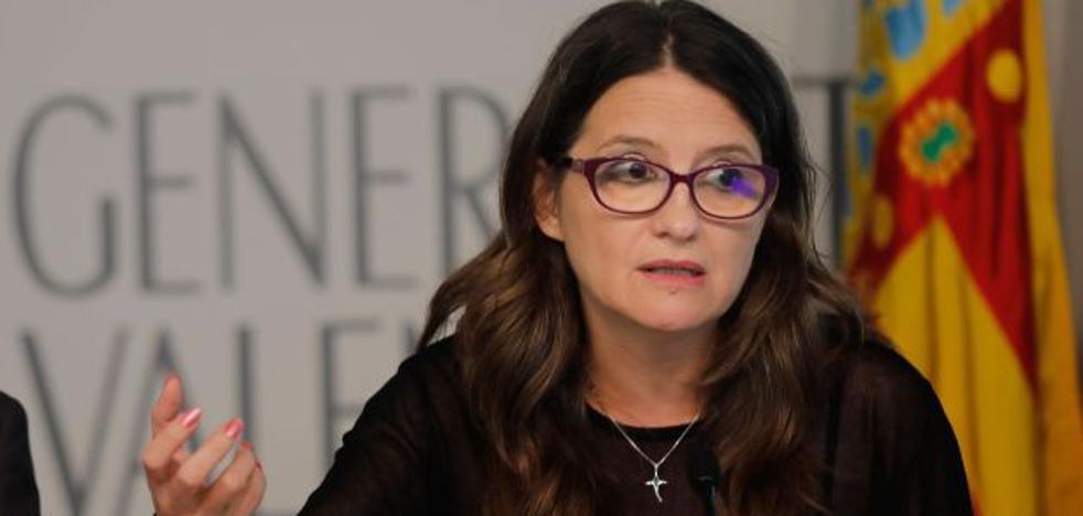 Mónica Oltra recibe amenazas de muerte en redes sociales