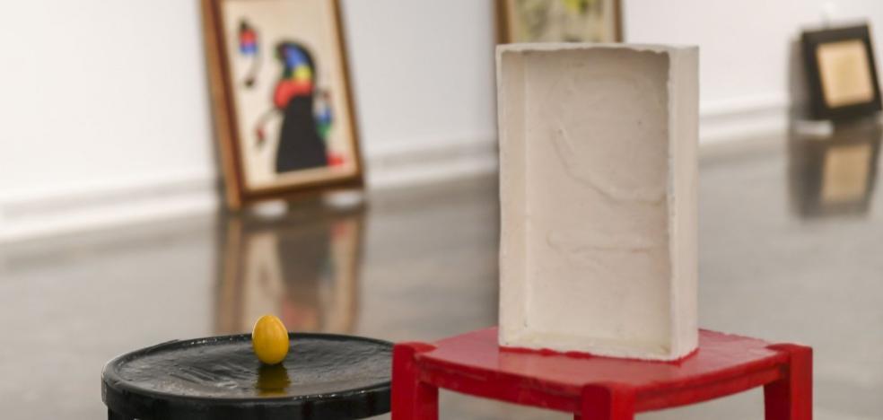 Cifras de récord para Joan Miró en el IVAM