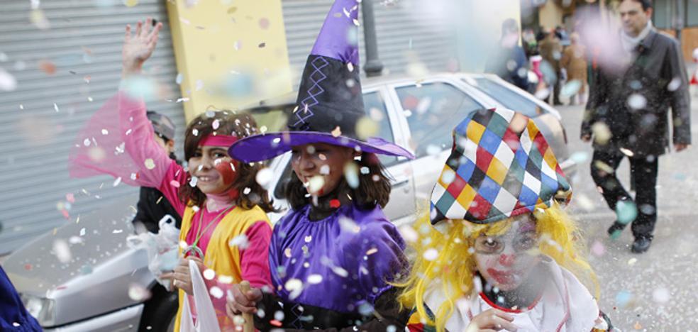 Fiestas de Carnavales 2018 en Valencia
