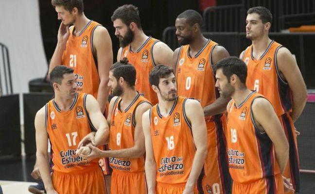 El Valencia Basket convoca a su plantilla para la Copa del Rey