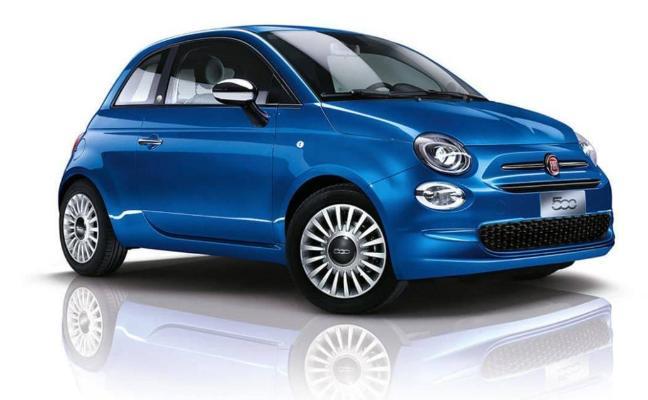 Fiat presenta la serie especial Mirror para toda la gama 500