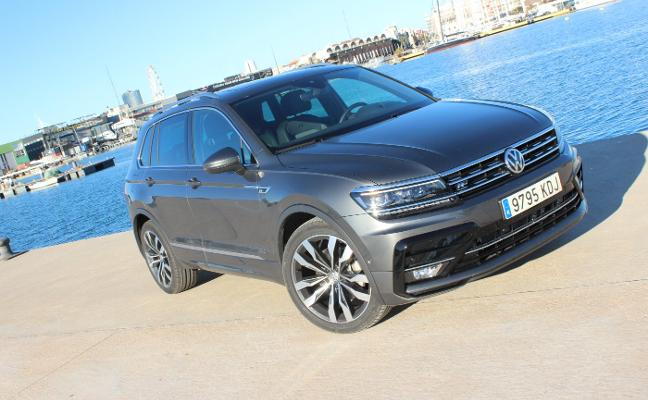 Edición limitada 'Tech&Road' para el Volkswagen Tiguan