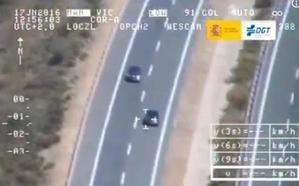 ¿A qué velocidad real te denunciará un radar? La Guardia Civil te avisa