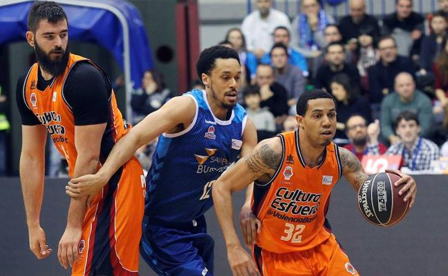 El Valencia Basket está de dulce