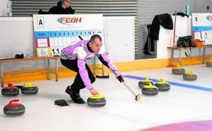 Un valenciano único en curling
