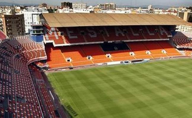 Mestalla o Wanda para la final de Copa del Rey