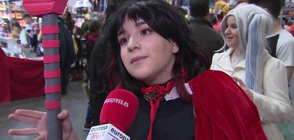 Un pedazo de Japón en Madrid