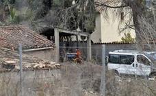 El incendio de la casa en Ontinyent en el que murieron dos bebés se inició por una quema de rastrojos