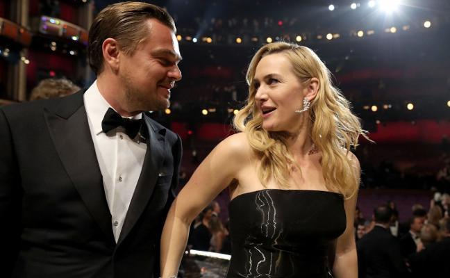 Kate Winslet y Leonardo DiCaprio convocaron tres cenas benéficas con sus fans
