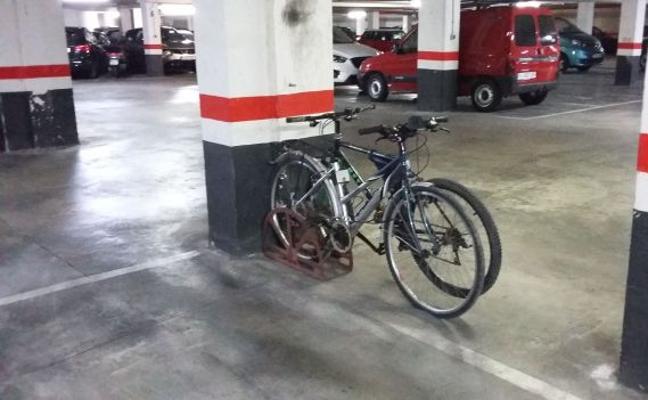 Una banda robaba bicis en Alicante para venderlas en el Norte de África