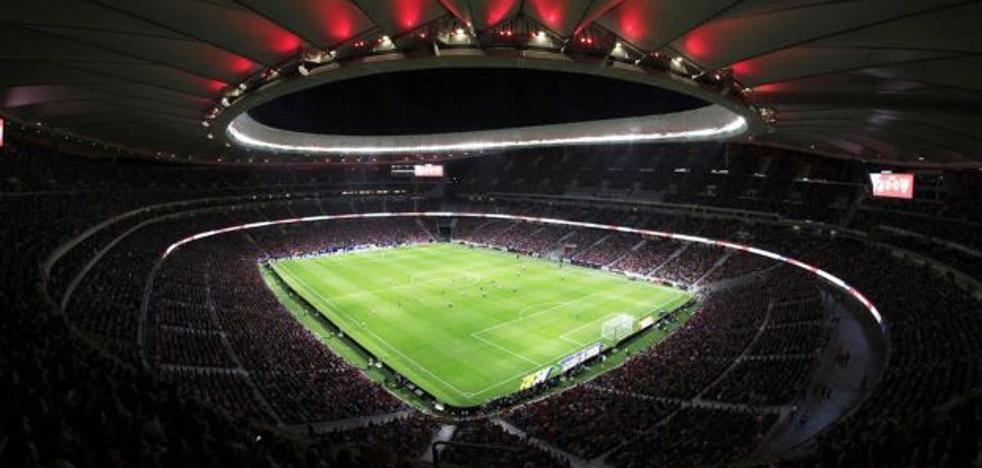 La final de la Copa se jugará en el Metropolitano