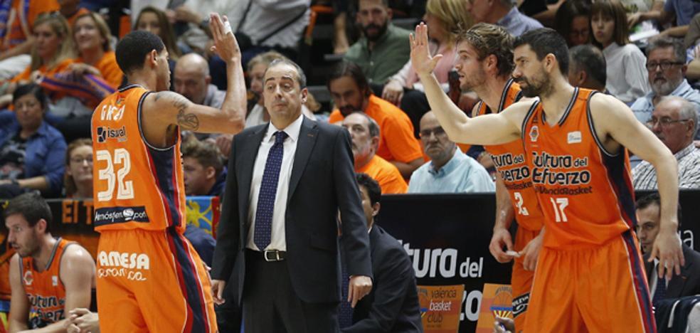 El Valencia Basket pospone el Media Day de la Copa