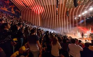 Gran éxito de Maldita Nerea en Valencia con su gira 'Bailarina'