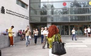 Los juzgados valencianos reciben 3.300 casos más de los que pueden asumir