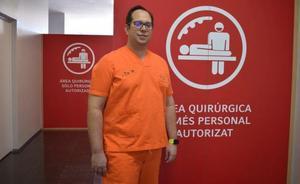 El Hospital de Dénia, a la vanguardia de los centros valencianos en el tratamiento de hernias discales mediante técnica endoscopica
