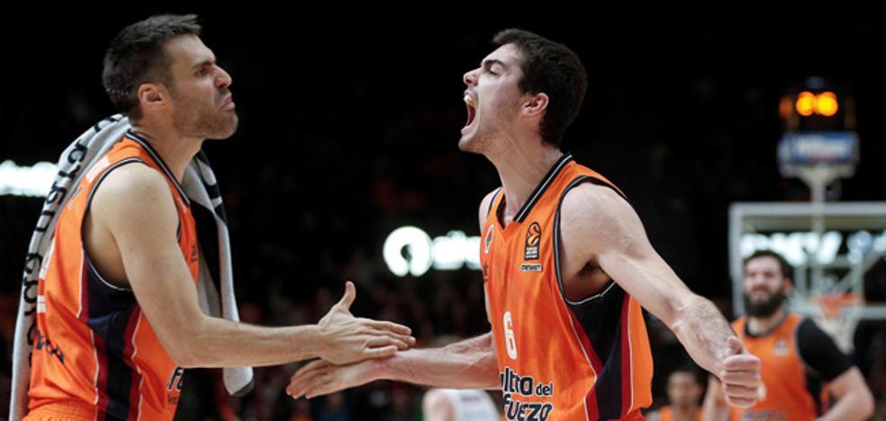 El Valencia Basket presiona a su plantilla y viaja mañana a la Copa