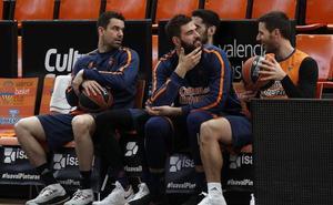 El Valencia Basket sigue ajeno a la huelga