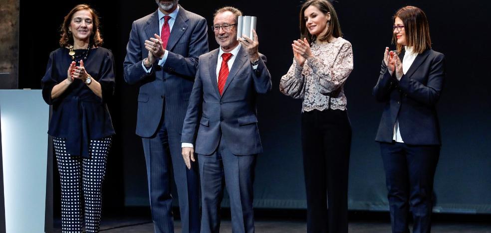 Actiu recibe el Premio Nacional del Diseño
