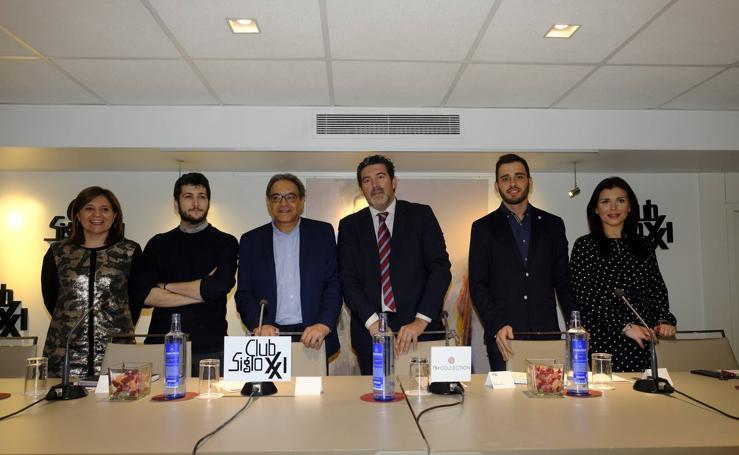 Fotos del debate 'Reflexiones valencianas sobre la cuestión territorial de España'