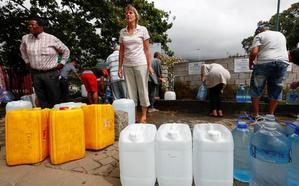 Sudáfrica declara el estado de «desastre nacional» por la sequía