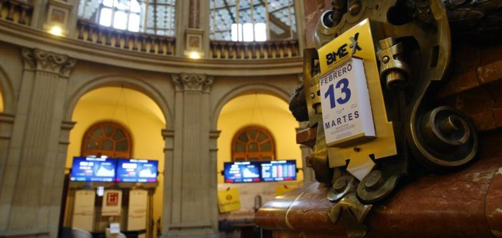 Bolsas en Zigzag: El Ibex-35 vuelve a caer