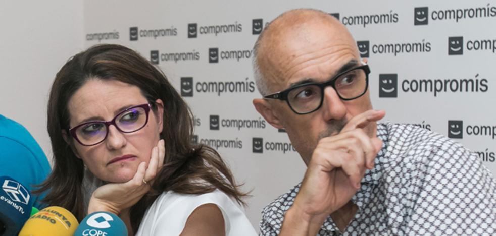 Grezzi sustituye a Álvaro como portavoz de Compromís