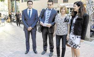 Culpable de asesinato y violación el acusado del crimen de la mancuerna