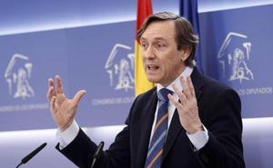 El PP enfatiza su descuerdo con la reforma estatutaria del PNV tras las críticas de Ciudadanos