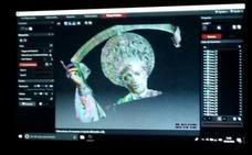 San Vicente en 3D