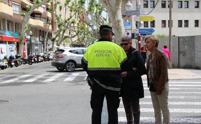 La policía de barrio de Dénia aumenta en cuatro agentes para atender las demandas ciudadanas