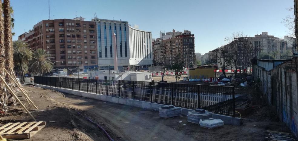 El Parque Central incluirá al menos 20 cámaras para la seguridad del jardín