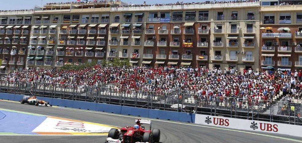 Las firmas adjudicatarias de la F-1 eran asesoradas por la mano derecha de Ecclestone
