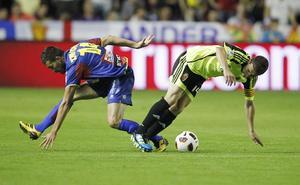 Dos años de cárcel y seis fuera del fútbol, la petición de condena por el amaño del Levante-Zaragoza
