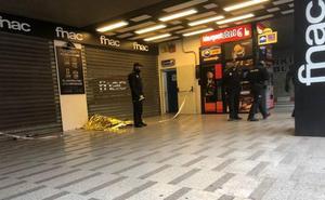 Un hombre muere súbitamente en pleno centro de Valencia
