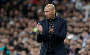 Zidane: «Hemos hecho un gran partido con personalidad»