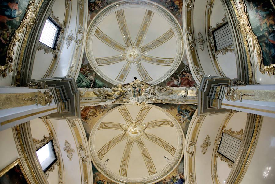 Fotos de la capilla de la Comunión de San Nicolás